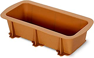 Elbee Silicone Bread or Cake Loaf Pan - Pack of 2