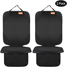 Car Seat Protector, Smart elf 2Pack Seat Protector Protect Child Seats with Thickest..