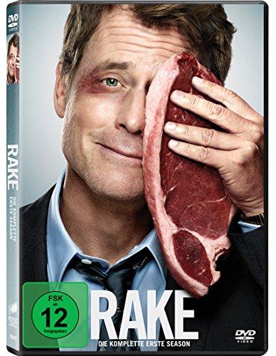 Rake - Die komplette erste Season [Alemania] [DVD]