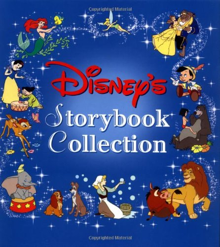 Disney's Storybook Collection (Disney Storybook Collections)の詳細を見る