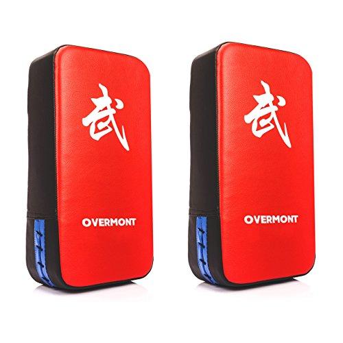 Overmont -   2X PU Leder