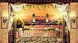 Mural De Efecto 3D Cartel Gigante De La Ciudad De Londres Vista Nocturna Imagen Biblioteca Fotográfica Sala De Estar Restaurante Hotel Centro Comercial Decoración Papel Tapiz-400Cmx280Cm(Lxa)