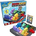 ThinkFun - Rush Hour, juego de...