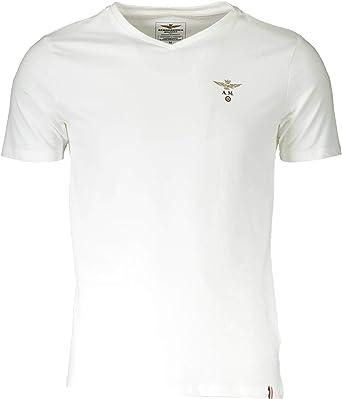 Aeronautica Militare SCOTI002J508 - Maglietta da uomo