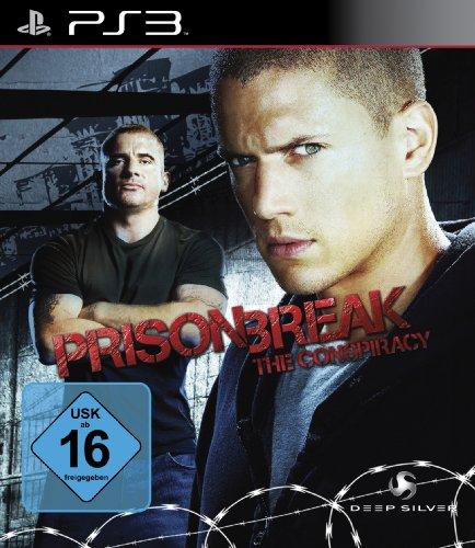 Prison Break: The Conspiracy [Importación alemana]