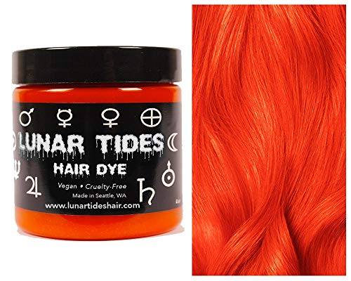 Lunar Tides Haarfärbemittel Semipermanenter Haarfarbstoff Siam Orange Orange