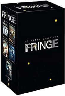 Pack Fringe Temporada 1-5 [DVD]
