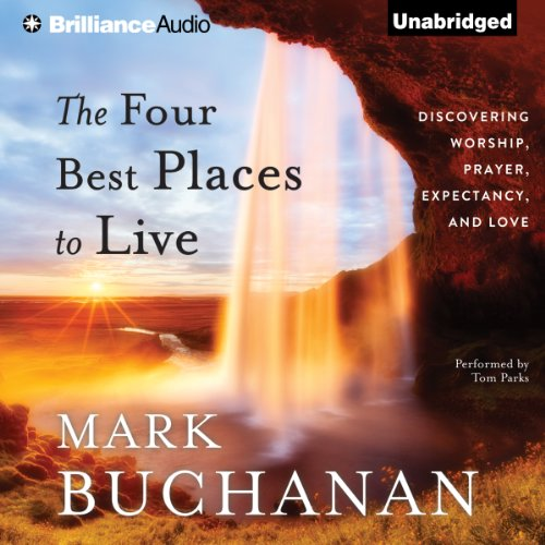 The Four Best Places to Live audiobook cover art