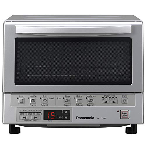 Panasonic FlashXpress Compact Toaster Oven with...
