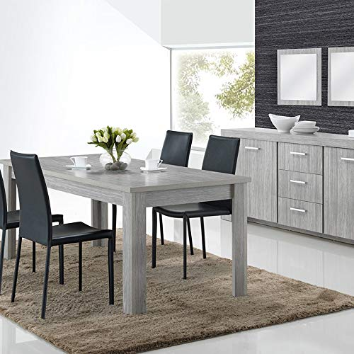 Kasalinea - Comedor contemporaneo Color Roble Gris Evora