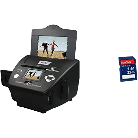 Rollei Dia Film Scanner Df S 100 Se With 5 Megapixels Camera Photo