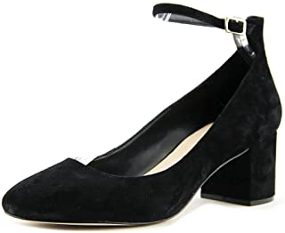 ALDO Womens Clarisse Suede Closed Toe Ankle Strap Classic...