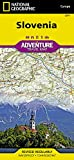Slovenia (National Geographic Adventure Map, 3311)