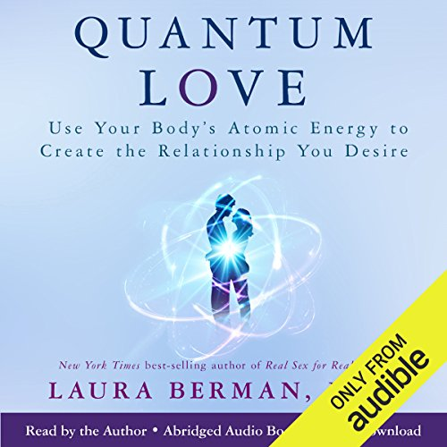 Quantum Love audiobook cover art
