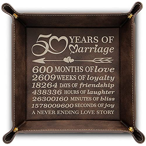 Bella Busta- 50 Years of Marriage- 50th Anniversary for Couple,...