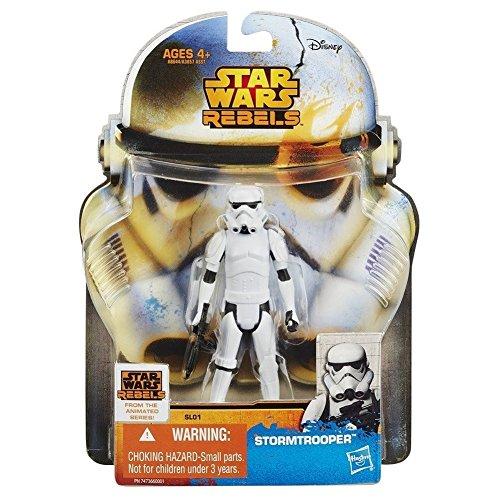 Star Wars Saga legends wave 3 Stormtrooper figure SL01 9 cm