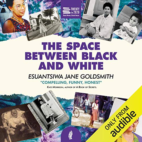 The Space Between Black and White cover art
