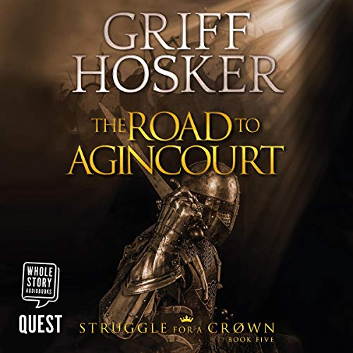 The Road to Agincourt cover art