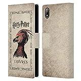 Head Case Designs Officiel Harry Potter Fawkes Phoenix Creature Chamber of Secrets II Coque en Cuir...