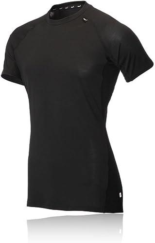 Inov-8 Merino SS Shirt Hommes, noir