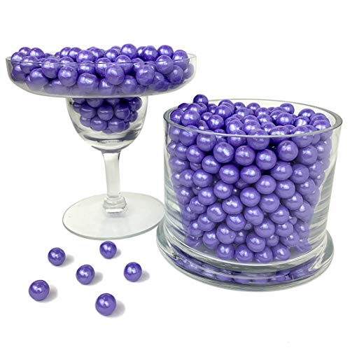 Color It Candy Shimmer Lavender Sixlets