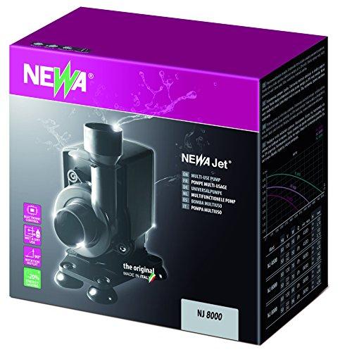 NEWA Jet 8000 Pompe pour Aquariophilie