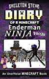 Diary of a Minecraft Enderman Ninja Trilogy: Unofficial Minecraft Books for Kids, Teens, & Nerds - Adventure Fan Fiction Diary Series (Minecraft Book ... Noob Mobs Series Diaries - Bundle Box Sets)