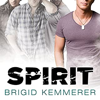 Spirit     Elemental, Book 3              By:                                                                                                                                 Brigid Kemmerer                               Narrated by:                                                                                                                                 Graham Halstead                      Length: 9 hrs and 26 mins     53 ratings     Overall 4.7