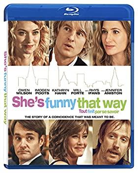 She s Funny That Way  Blu-ray