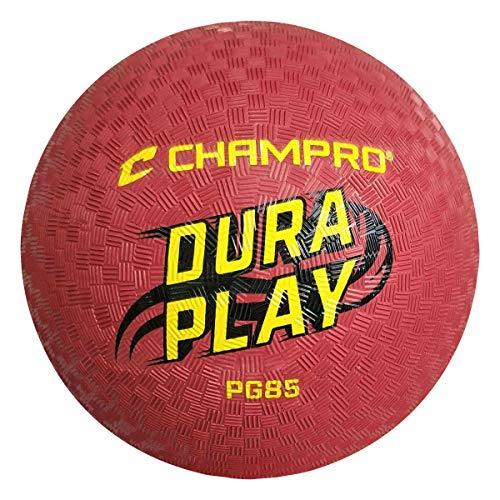 Champro Playground Ball (Red, 16-Inch)
