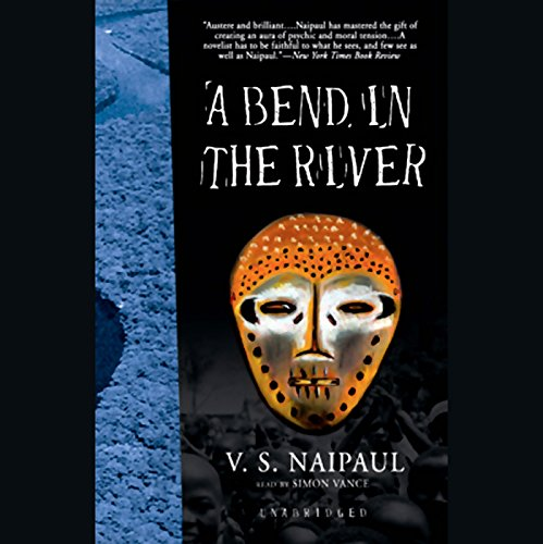 A Bend in the River audiobook cover art