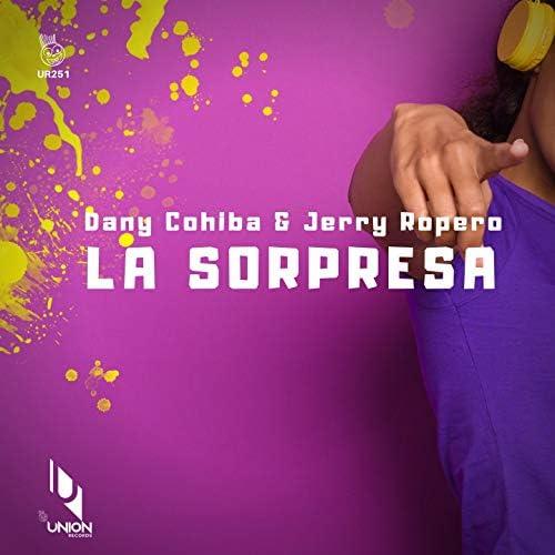 Dany Cohiba & Jerry Ropero