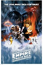 Star Wars The Empire Strikes Back Poster 60 x 90 cms
