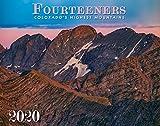 Colorado Fourteeners 2020 Deluxe Wall Calendar