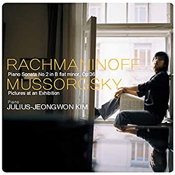 Rachmaninoff: Piano Sonata / Mussorgsky: Pictures At An Exhibition