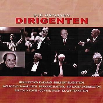 Die grossen Dirigenten