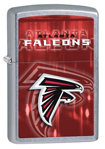 Personalized Zippo Lighter NFL Atlanta Falcons - Free Laser Engraving