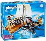 PLAYMOBIL 4291 - Pulpo Gigante