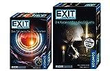 EXIT - El juego: la puerta entre los mundos + las catacombas del grises (nivel: avanzado), Escape Room Juegos.