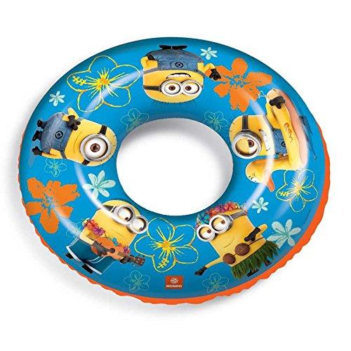 Minions – aufblasbarer Schwimmring, für Pool oder Meer
