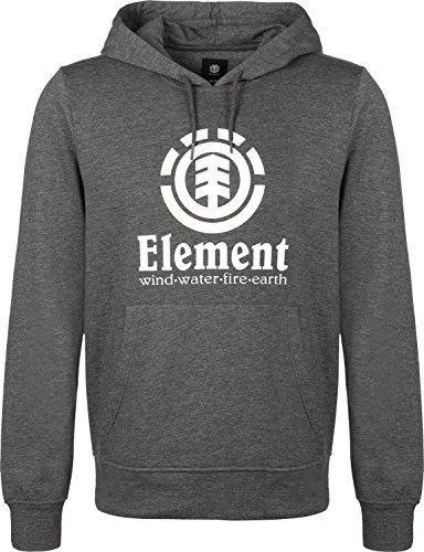 Element Vertical Veste Homme, Charcoal Heather, FR : M (Taille Fabricant : M)