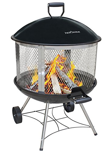 Best Deals! Landmann USA 28051 Heatwave Fire Pit