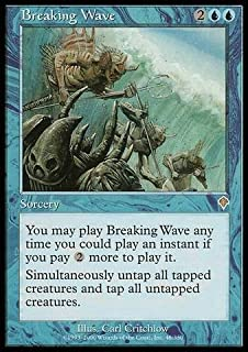 Magic: the Gathering - Breaking Wave - Invasion - Foil