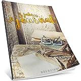 Dékokind® 3 Jahres Journal: Ca. A4-Format, 190+ Seiten, Vintage Softcover • Dicker Jahreskalender, Tagebuch für Erwachsene, Kalenderbuch • ArtNr. 13 Vintage • Ideal als Geschenk