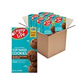 Enjoy Life Double Chocolate Brownie Soft Baked Cookies, Soy Free, Dairy Free, Non GMO, Glu...