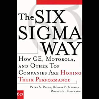 The Six Sigma Way cover art
