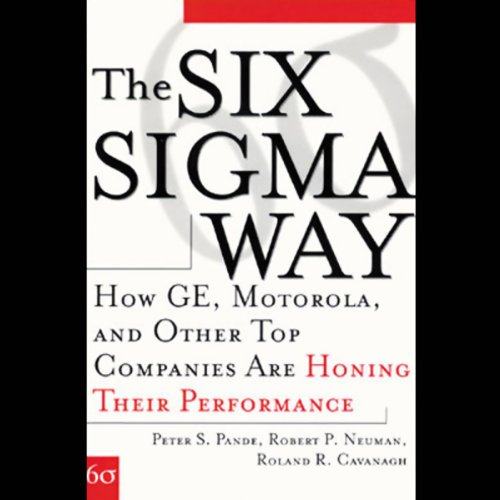 The Six Sigma Way audiobook cover art