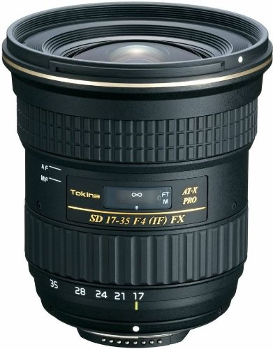 Tokina -   AT-X 17-35mm/f4.0
