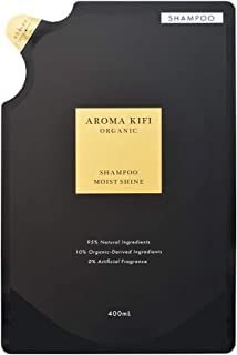 AROMAKIFI(アロマキフィ) アロマキフィ オーガニック シャンプー 詰替え 400ml 【モイスト&シャイン】 アロマティックハーブ