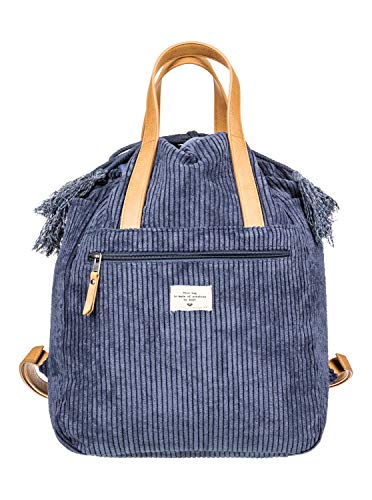 ROXY Little Hippie 20L - Corduroy Backpack - Rucksack aus Kord - Frauen